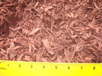 Ruby Bark Chips